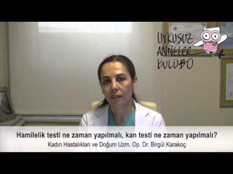 Hamilelik testi ne zaman yapılmalı, kan testi ne zaman yapılmalıиз YouTube · Длительность: 1 мин50 с