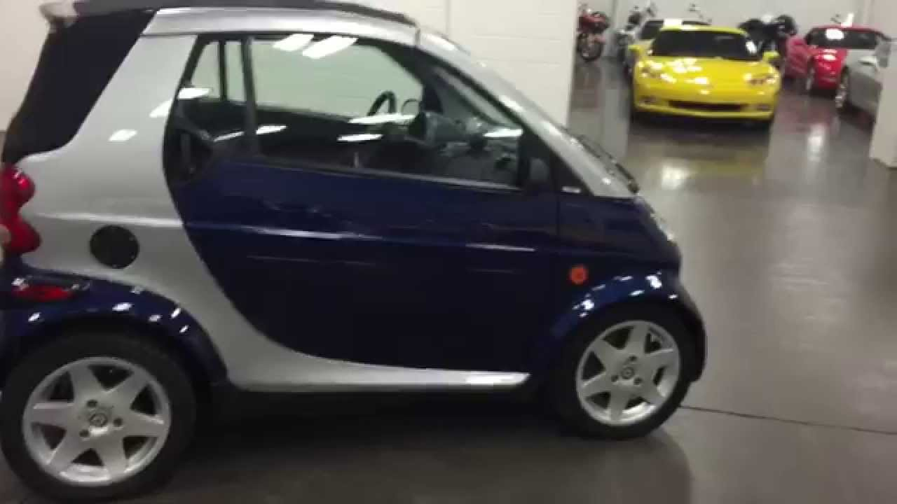 2006 smart for two pure cabriolet cdi diesel convertible sold munro motors youtube. Black Bedroom Furniture Sets. Home Design Ideas