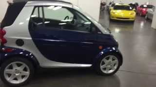 2006 Smart For Two Pure Cabriolet CDI Diesel Convertible SOLD Munro Motors