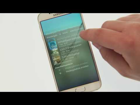 Samsung Galaxy S6 / S6 edge: Musik-Player und Equalizer einstellen
