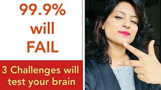3 Brain Exercises to Make You Smartest and Boost Memory. Brain Yoga to keep you Mentally Healhty.