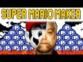 watch he video of Super Mario Maker - MARIO MAKING A MURDERER (P is for Pain)