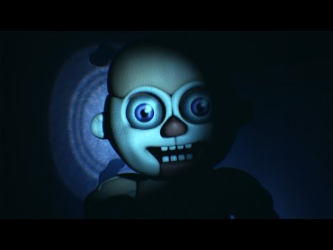 WAT EEN KUT BABY! - Five Nights at Freddy's: Sister Location