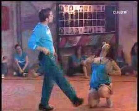 Fama a bailar - Miguel & Esther bailan por la inmunidad