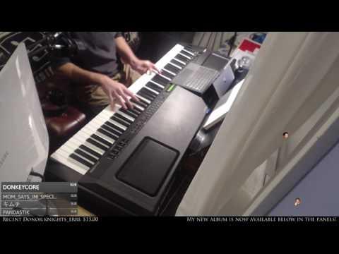 LIVE 2+ HOUR PIANO PERFORMANCE :) 01-09-17