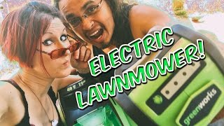 Greenworks Electric Lawn Mower Review