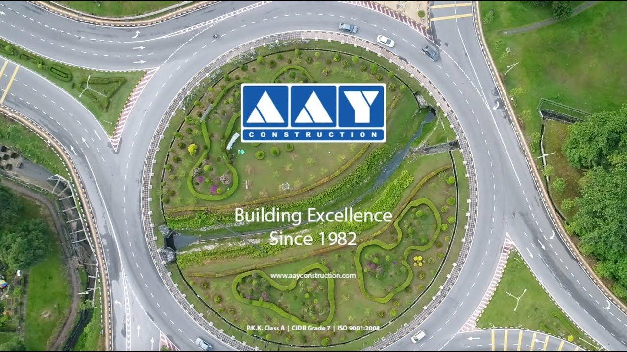 AAY CONSTRUCTION SDN  BHD | CORPORATE PORTFOLIO