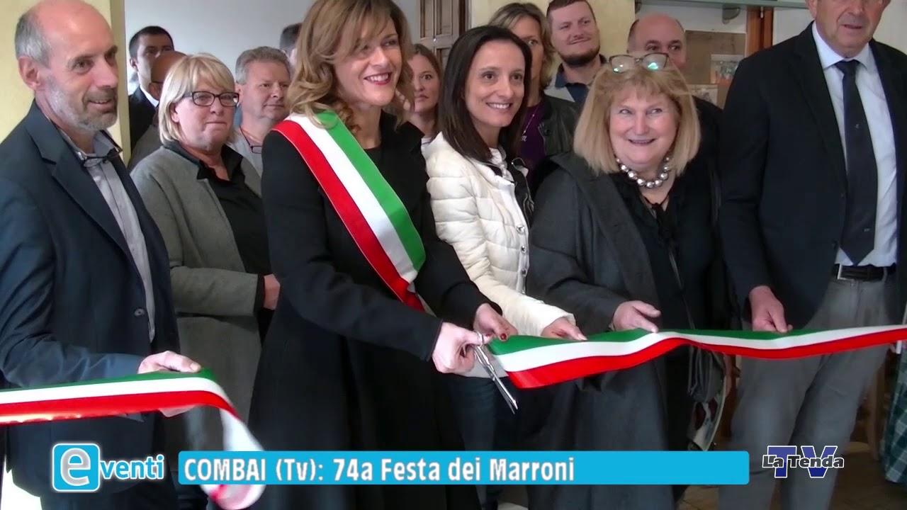 EVENTI - Combai: 74a festa dei Marroni