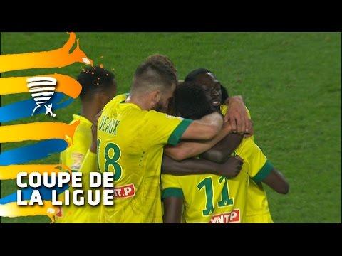 But Ismaël BANGOURA (118') / FC Nantes - FC Metz (4-2 a. p.) - (1/8 de finale) FCN - FCM / 2014-15