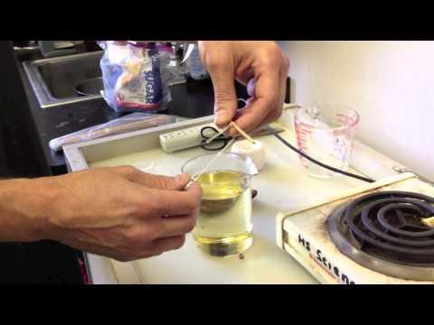 Sugar Crystal Procedure