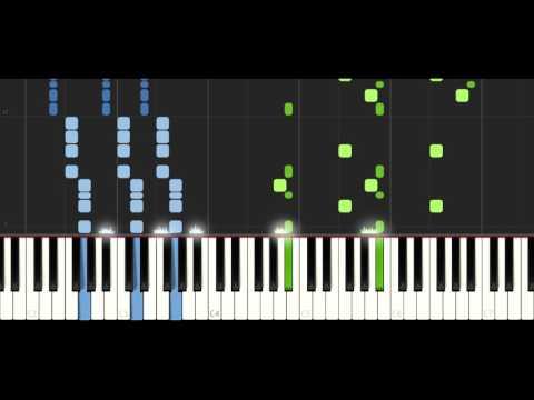 Kovan \u0026 Electro-Light - Skyline - PIANO TUTORIAL