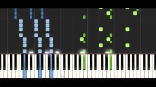 Kovan & Electro-Light - Skyline - PIANO TUTORIAL