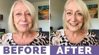 """My Fab Makeup for Mature Women """"Less is More"""" Summer Look and Tutorial Mp3"""
