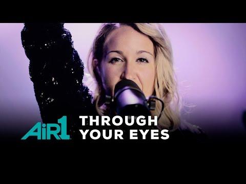 """Britt Nicole """"Through Your Eyes"""" LIVE At Air1"""