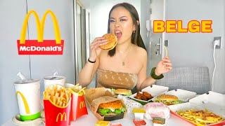 MCDO QU'ON A PAS EN FRANCE - MUKBANG