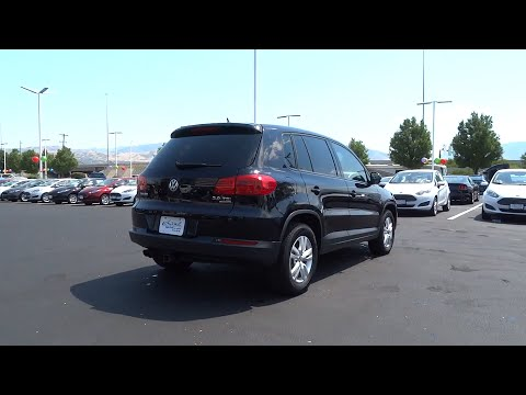 2012 Volkswagen Tiguan Salt Lake City, Murray, South Jordan, West Valley City, West Jordan, UT 40187