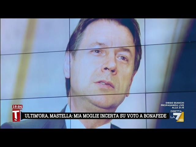 Crisi, Luigi De Magistris: