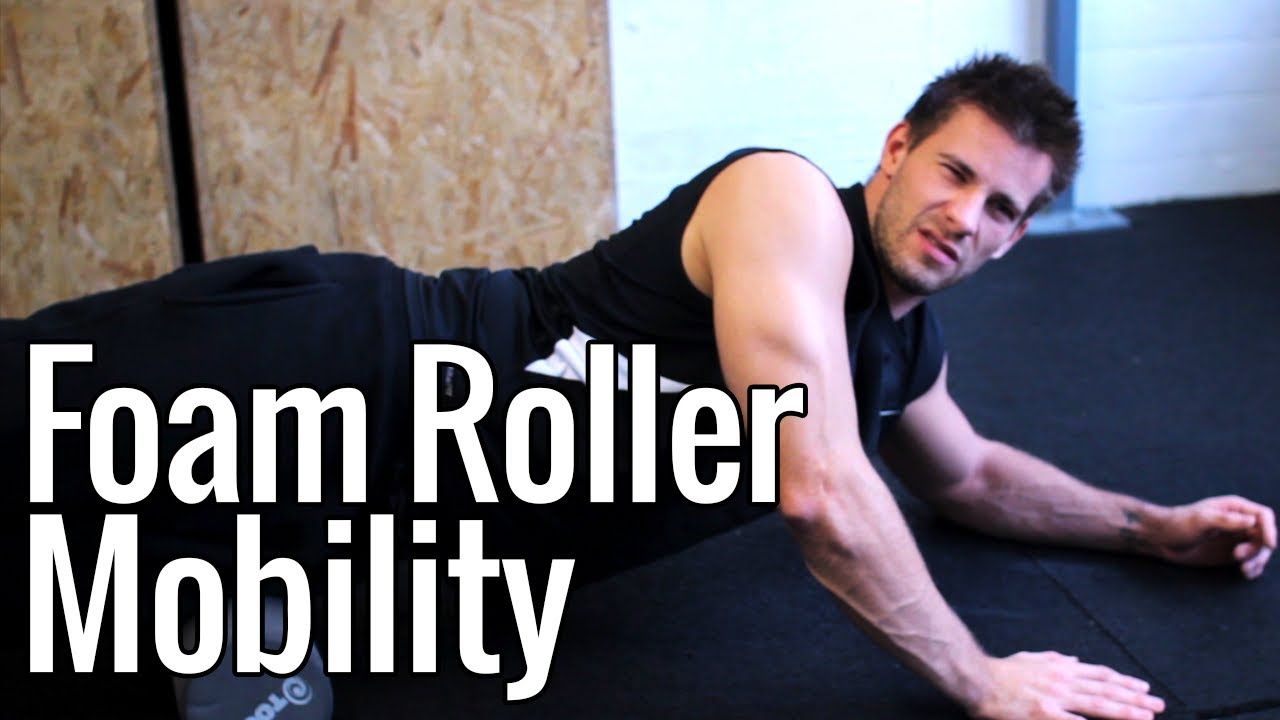 Beweglichkeit mit dem Schaumroller   Foam Roller Mobility
