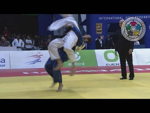 'Super 7' Choose your best Ippon of Day 2 Preliminary!