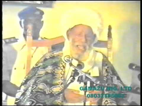 Download Sheikh Dahiru Bauchi Tafsir Surat Nisa 2009 Day 6th 3/4