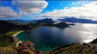 Beautiful places of Northern Norway 4K