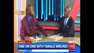 one on one with tamale mirundi part 1   09 may 2017