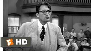 Atticus's Closing Statement - To Kill a Mockingbird (7/10) Movie CLIP (1962) HD