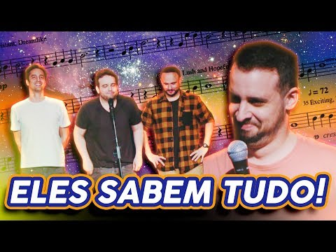 PEGUE NO COMPASSO - UTC NO TEATRO - Jogo do ESPECIALISTA