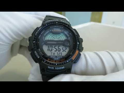 Casio Fishing Gear WS-1200H-3AVEF
