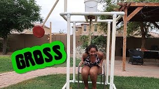 MYSTERY Dunk Tank Challenge