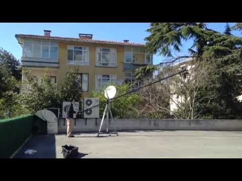 6 meters long Camera Crane