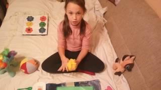 Как сделать миньона? Видео урок Часть1