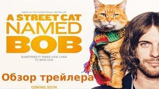 """""""JULIA FOX"""" Уличный кот по имени Боб (Обзор трейлера 2017)"""