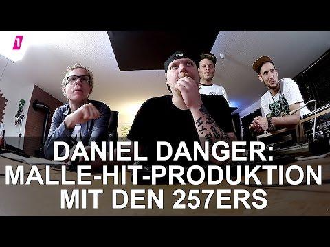 Daniel Dangers Malle-Hit: Recording mit den 257ers | 1LIVE