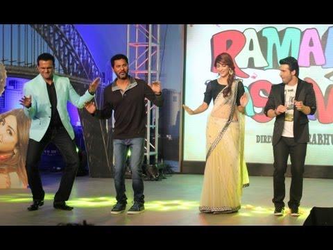 Ramaiya Vastavaiya Music Launch | Shruti Haasan, Girish Kumar, Prabhu Deva