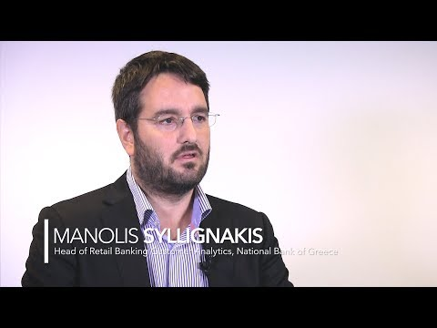 National Bank of Greece : Moving from product centric to a customer-centric business model with SAS