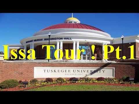 Tuskegee University Campus Tour Part 1