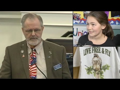 New Hampshire House Asking Congressman To Apologize to 4th Graders
