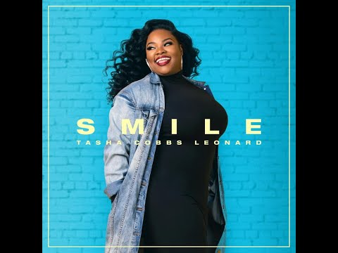 Tasha Cobbs sings LIVE on the spot with Larry W. Robinson