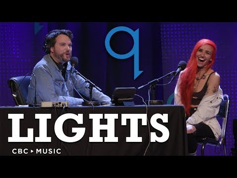 Why Lights moved back to B.C. | q Live at the Junos