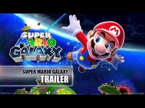 Super Mario Galaxy - Trailer