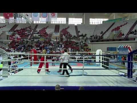Nikita Selianskii V Marzaq Soufiane WAKO World Championships 2019