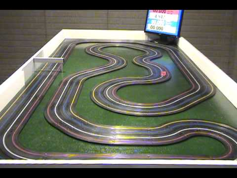 Wizard Storm Slot Cars Youtube