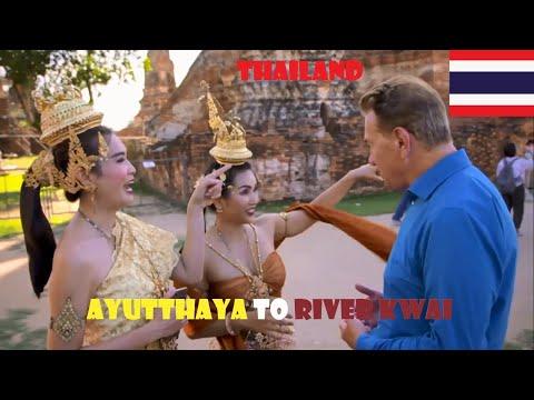"BBC's Great Asian Railway Journeys ""Ayutthaya to River Kwai "" S01E04 [1080P] HD"