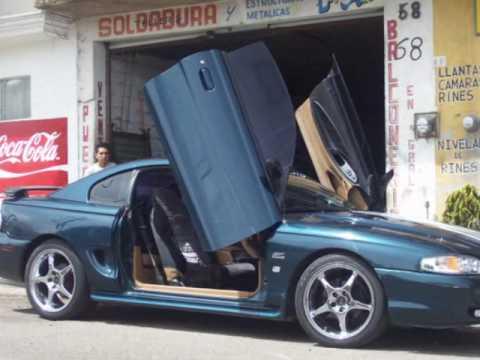 Venta De Carros >> puertas tipo lambo - YouTube