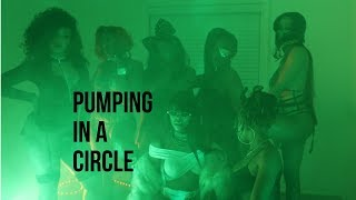 The Crossfields Feat. Quinn-Marie Pumping In A Circle