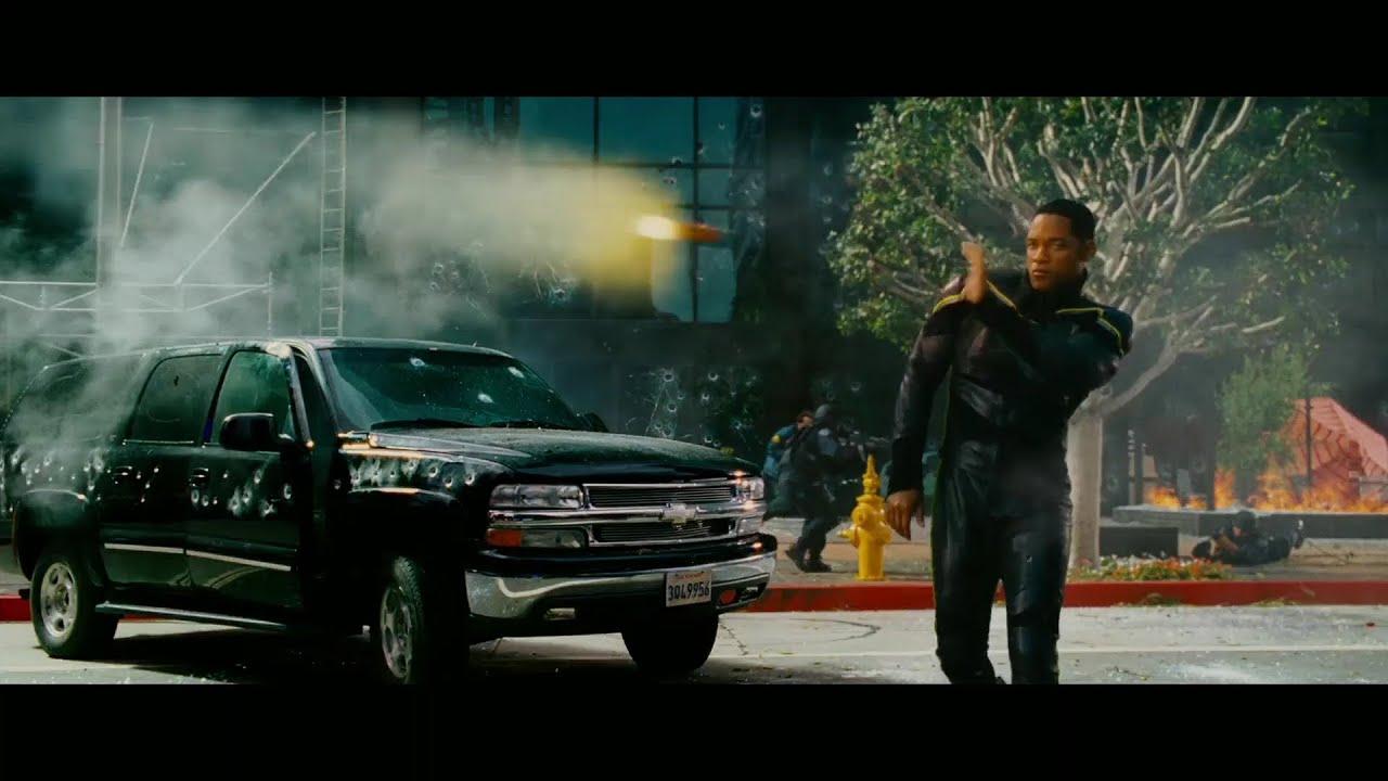 Download Hancock 2008 | Best movie scene in Hindi