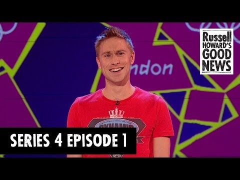 Russell Howard's Good News - Series 4, Episode 1