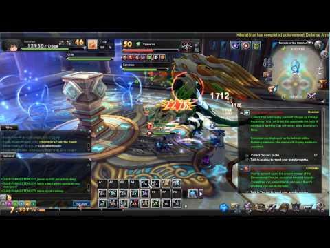 Aura kingdom: VS Eidolon Yarnaros