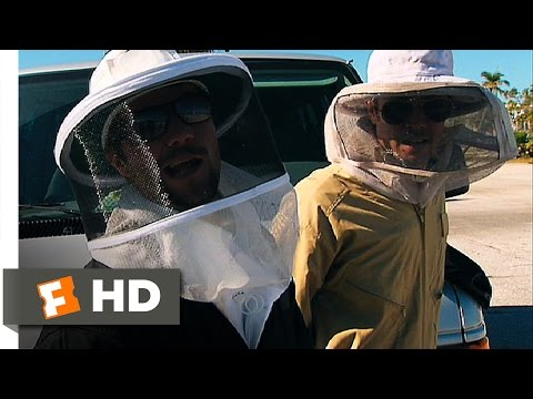 Jackass Number Two (3/8) Movie CLIP - Beehive Limo (2006) HD
